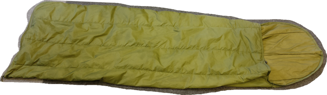 British Army Surplus Sleeping Bag Warm Temperate Arctic