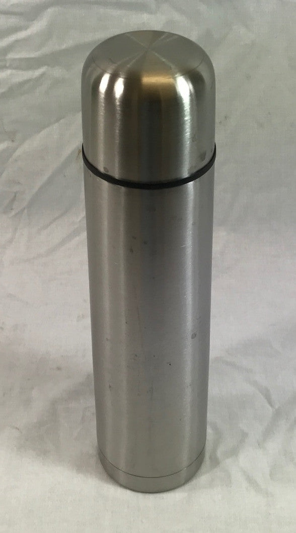 British Army Surplus thermos / vacuum 1 Litre Stainless Steel Unbreakable Flask