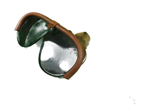 acfc4ba445d Dutch army surplus Itailan made CLIP ON Luxottica sunglasses · VINTAGE italian  army surplus TANKERS goggles   sunglasses