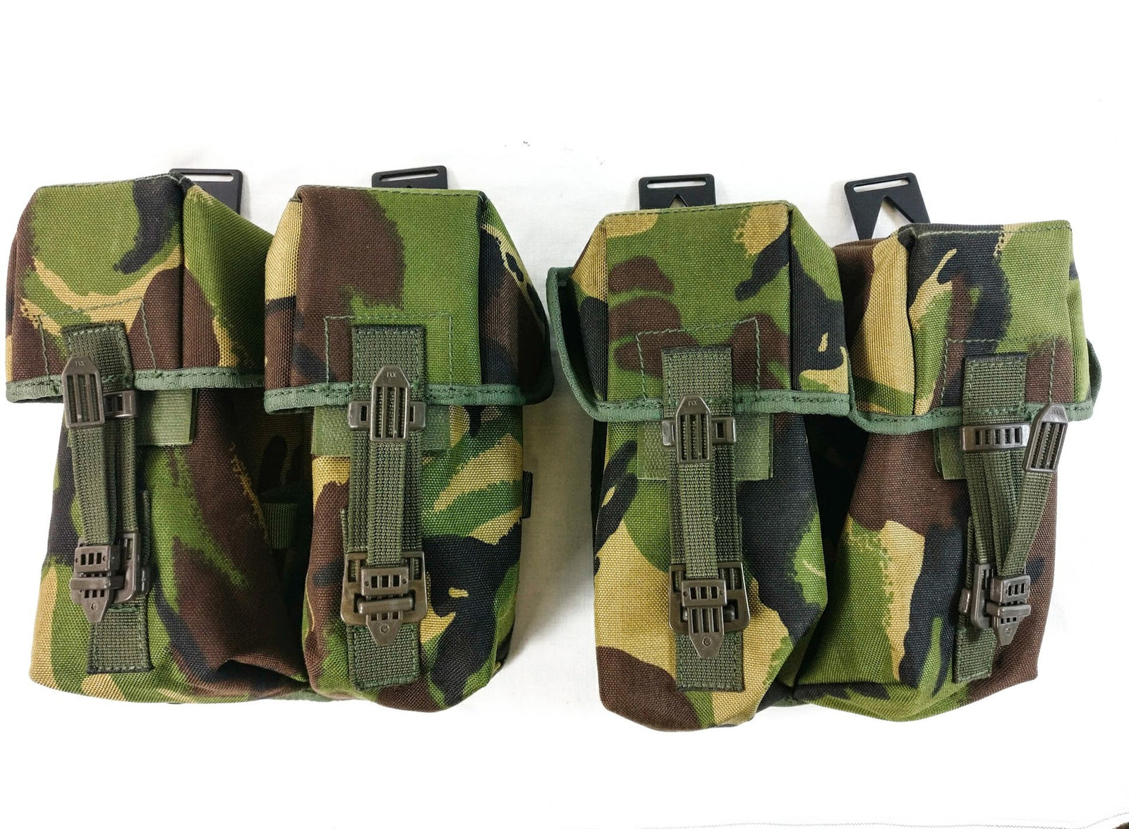 BRAND NEW Original British army surplus double ammo pouch