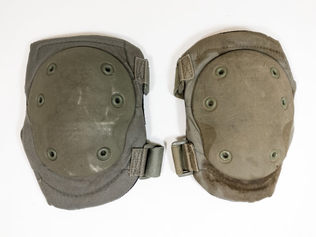 British army surplus Blackhawk tactical knee pads airsoft