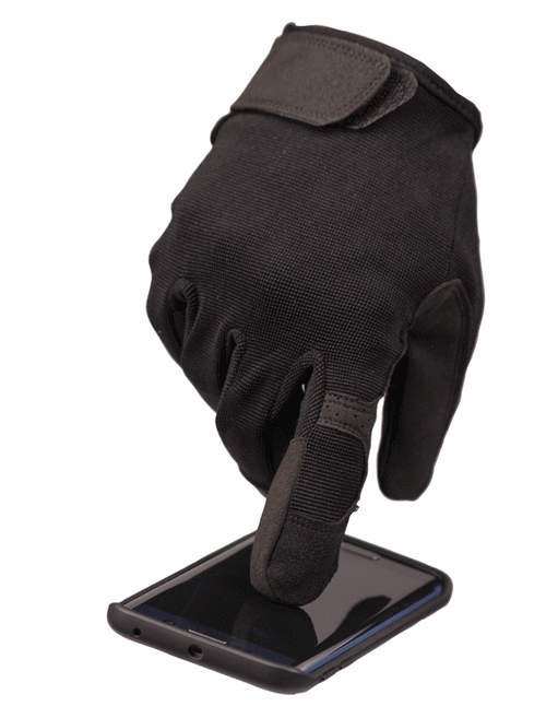 Military army combat tactical assault gloves touch screen operation security