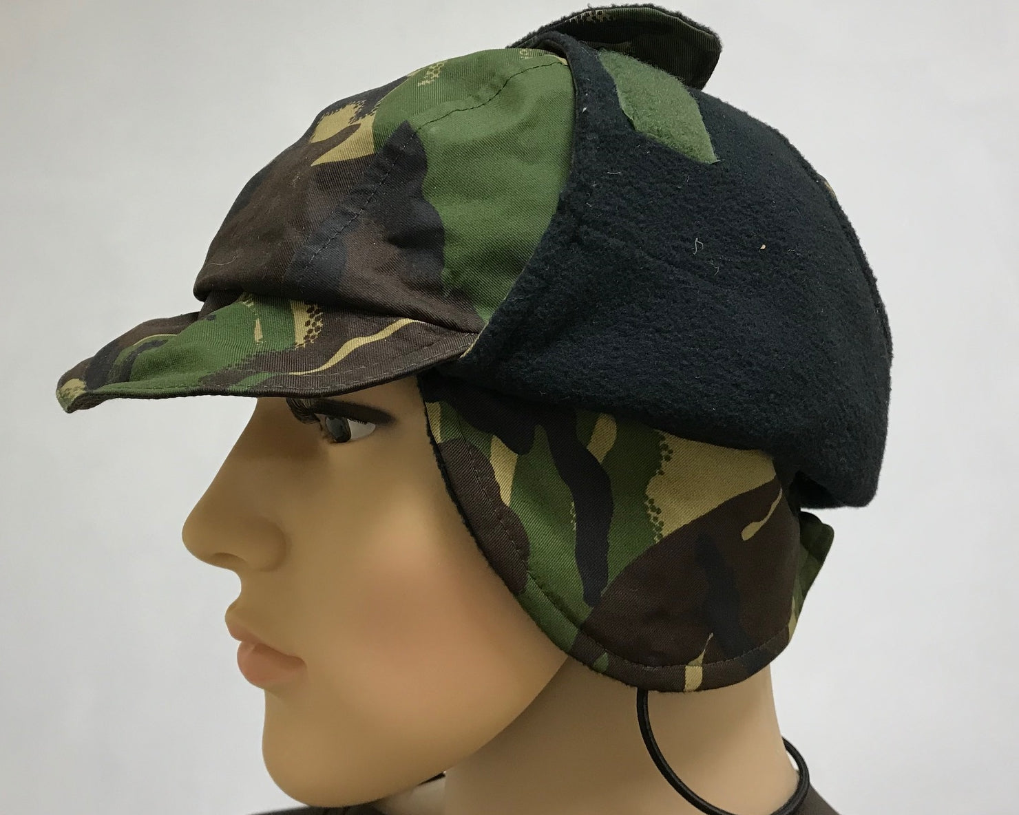 British army surplus cold weather cap MTP and DPM