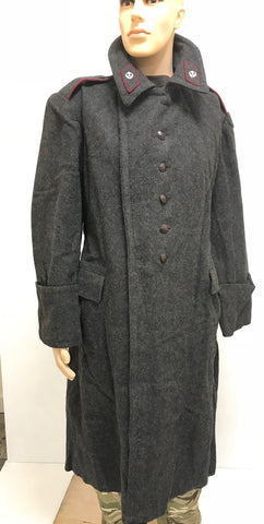 Genuine British Army Surplus Foot Guards Lined Trench Coat