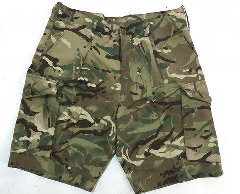 British Royal Navy surplus white shorts deck office BRAND NEW in bag