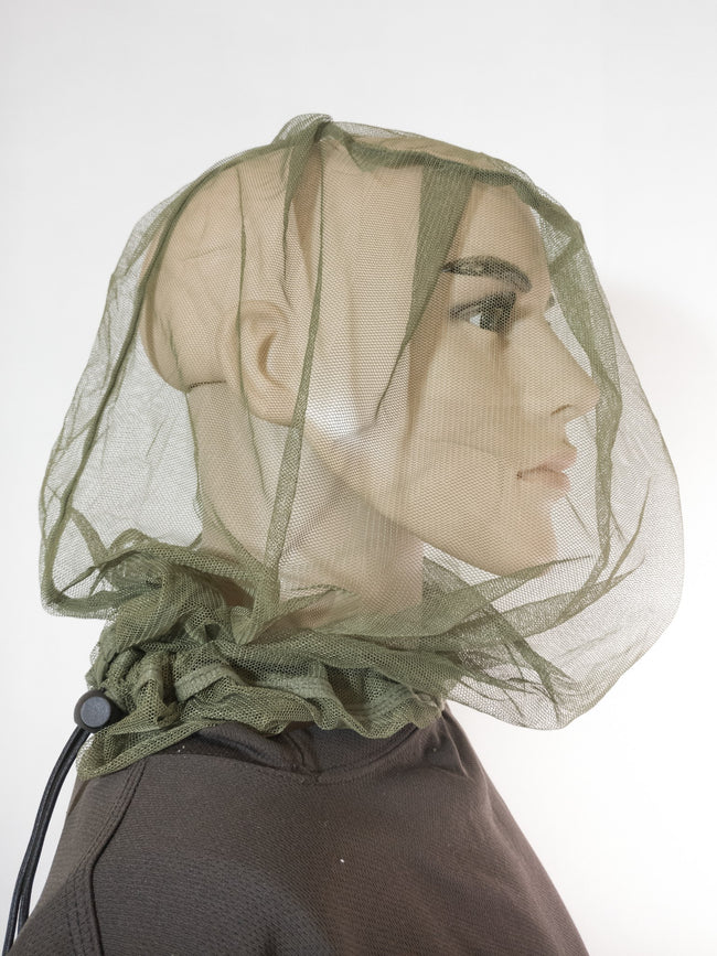 British army surplus mosquito insect head net gnat