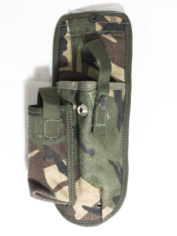British army surplus DPM camouflage pistol holster