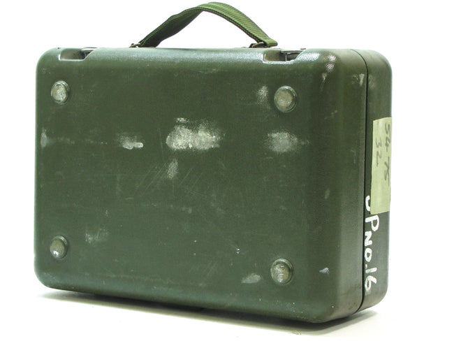 British army surplus toughened plastis waterproof night vision case