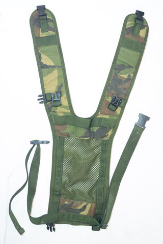 British army surplus MTP Osprey vest components, brassard, side plates, etc