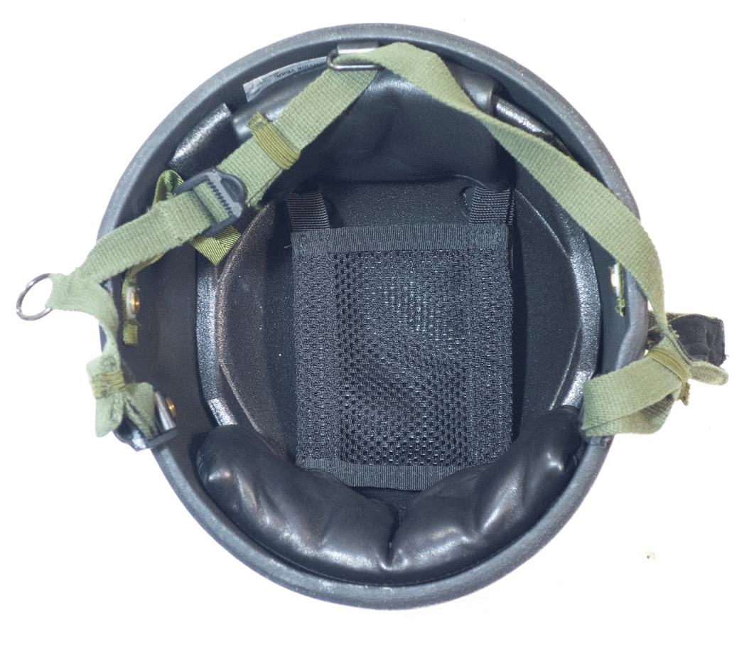 British army surplus MK6a combat helmet SUPERGRADE condition