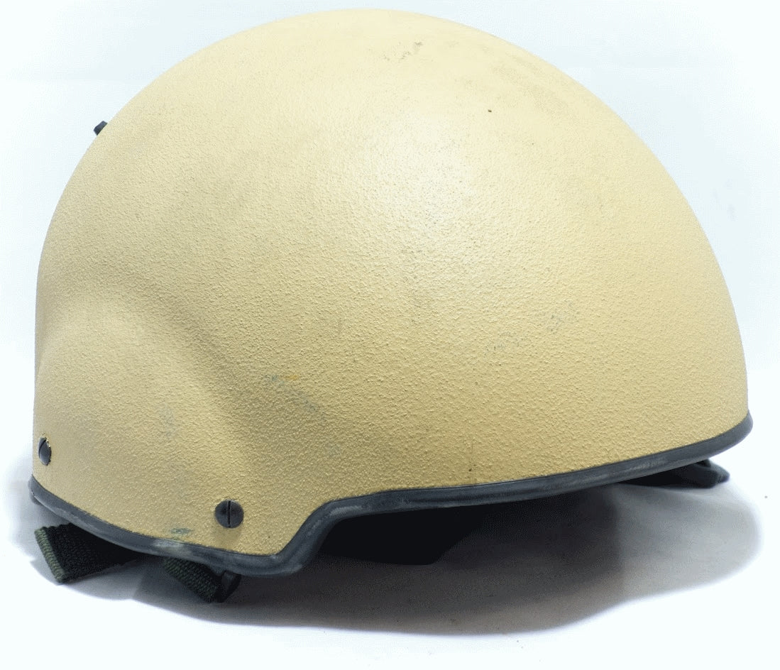 British army surplus MK7 combat helmet - current issue