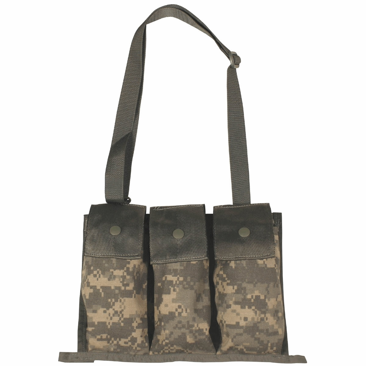 American US army surplus triple AT digital ammo pouch bandana
