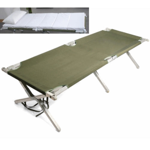 BRAND NEW British army surplus Mattress for folding bed cot , 1 OR 2
