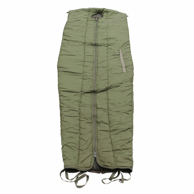 Original Austrian army surplus medium weight sleeping bag