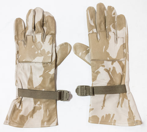 German army surplus leather gloves