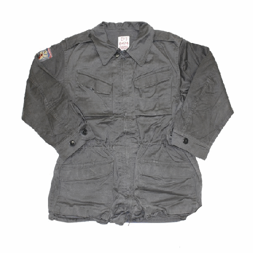 Danish M71 army surplus GREY field jacket SUPERGRADE condition