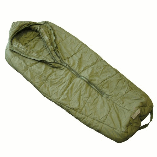 British army surplus ARCTIC sleeping bag in GRADE 1 condition cold weather