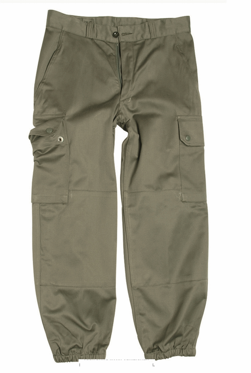 French army surplus F1 F2 field combat trousers