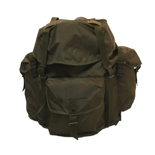 Austrianarmy surplus waterproof  backpack NO SHOULDER STRAPS
