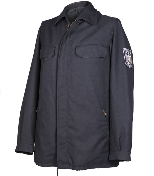 German military / fire service surplus jacket