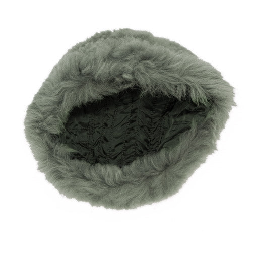 db2800a9992 GREEN Czech womens childs army surplus faux fur hat SMALLER SIZES