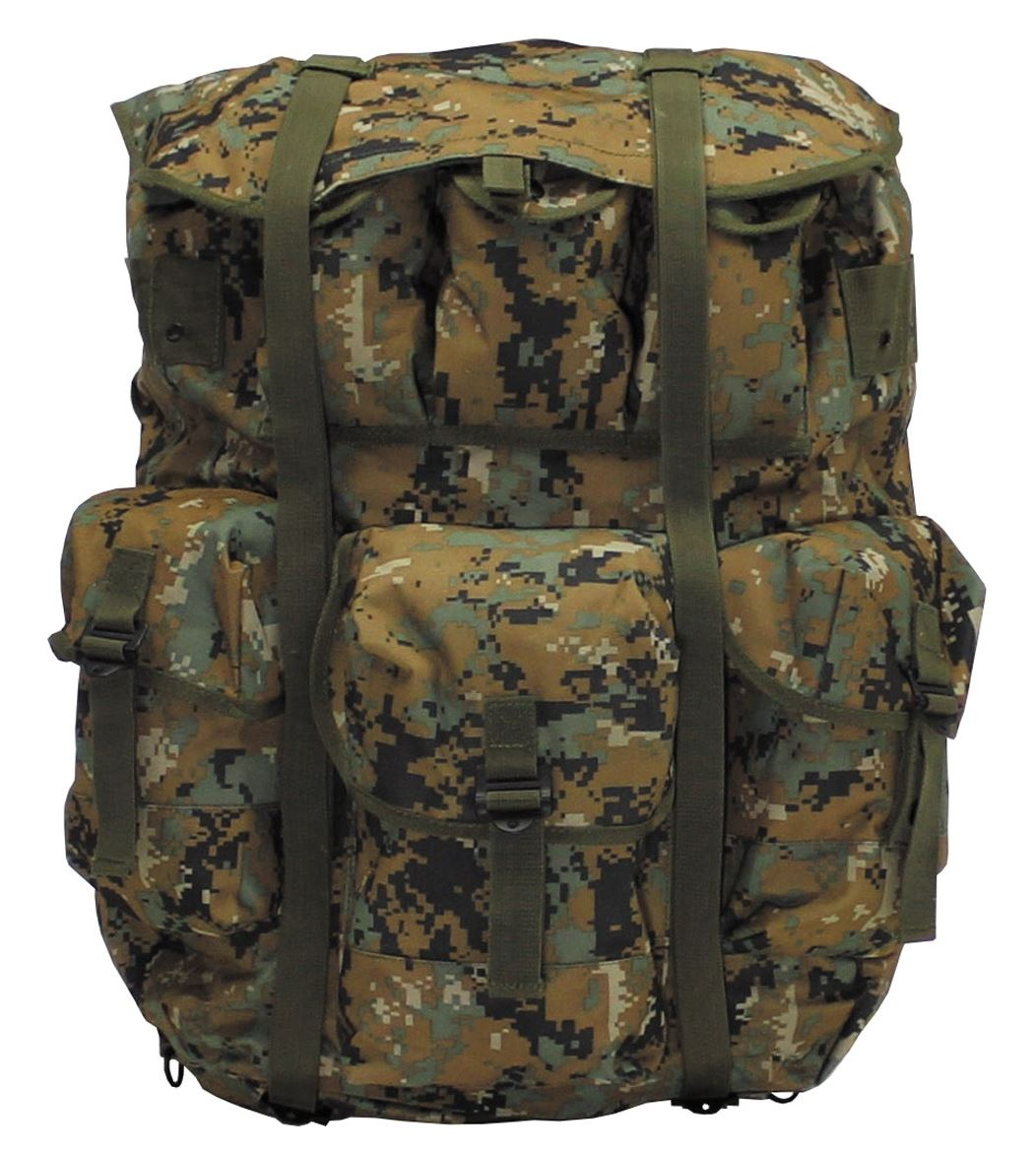 American military surplus large sized ALICE backpack MARPAT BRAND NEW