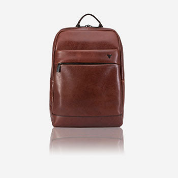 Brando Leather Brown leather backpack fathers day blog
