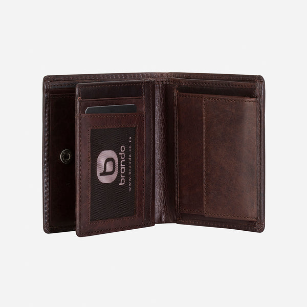 Silviano Upright Wallet
