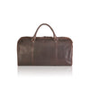 1228 Silviano corner zip raw edge duffel bag