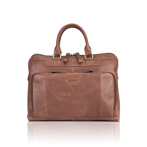 1307  Dust slimline briefcase