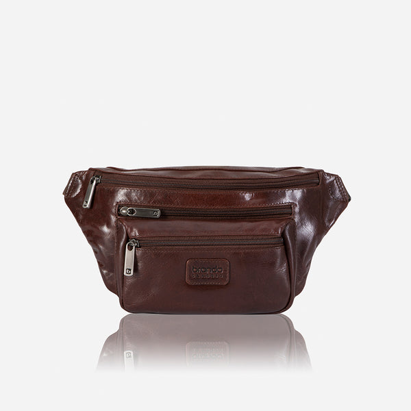 The Albaron Waistbag Brown