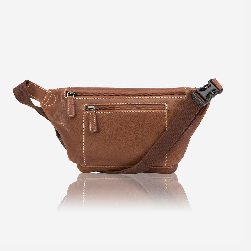 Vintage Style Waist Bag - Leather Waist Bag | Brando Leather South Africa