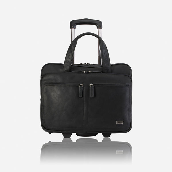 Alpine Laptop Trolley Bag - Laptop Bag | Brando Leather South Africa