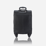 Authentic Leather Cabin Bag, Black - Leather Travel Bag | Brando Leather South Africa