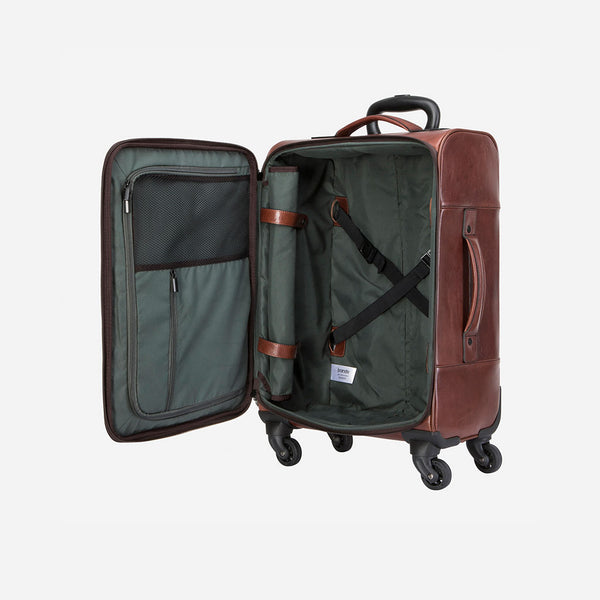 Authentic Leather Cabin Bag - Leather Travel Bag | Brando Leather South Africa