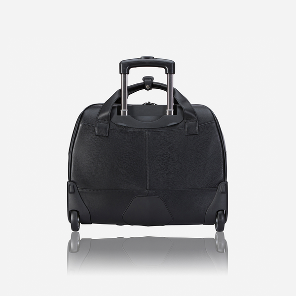 "17"" Laptop/Overnight Bag, Black"