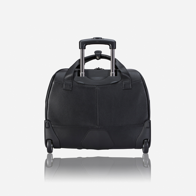 "17"" Laptop/Overnight Bag, Black - Business Bag 
