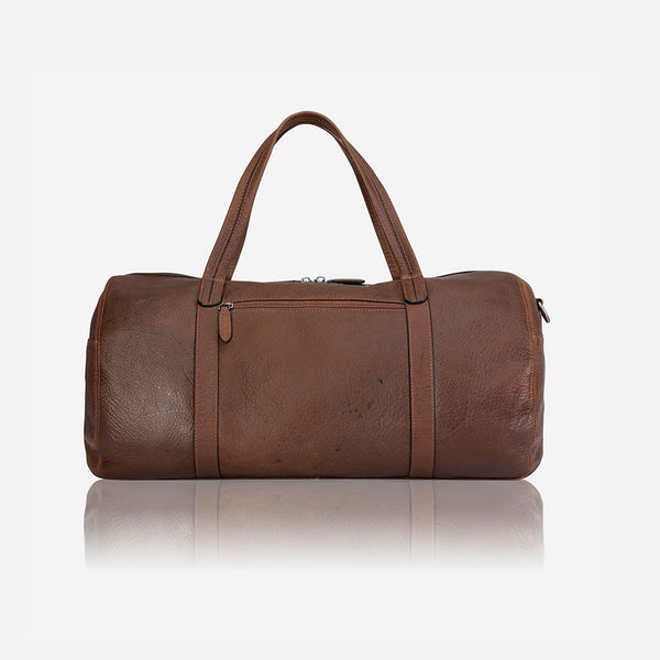 Military Style Duffel - Leather Duffel Bag | Brando Leather South Africa