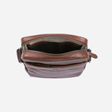 "10"" Crossbody Bag - Leather Crossbody Bag 