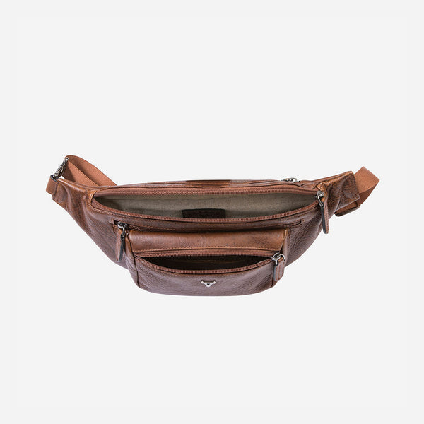 Oryx Waist Bag - Leather Waist Bag | Brando Leather South Africa