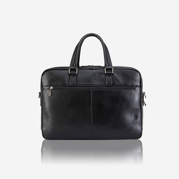"15"" Slim Laptop Briefcase - Business Bag 