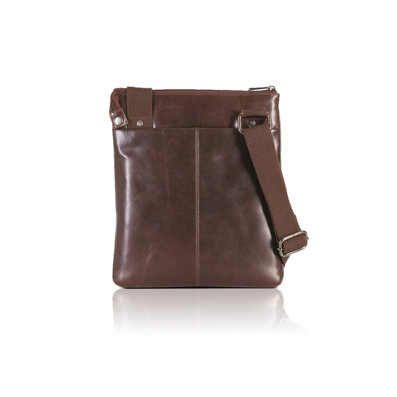 The Tournalin Cross Body - Leather Business Bag | Brando Leather South Africa