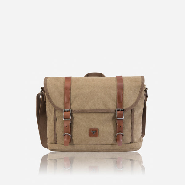 Classic Work Messenger - Leather Messenger Bag | Brando Leather South Africa