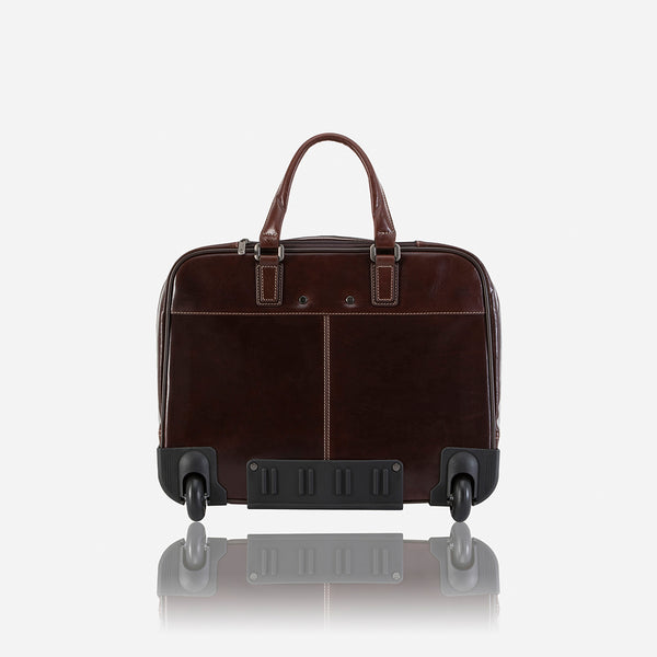 "The Avic Alpine 15"" Laptop Trolley - Business Bag 