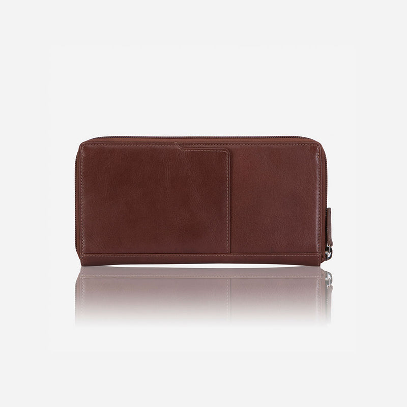 Executive Leather Pocketbook - Leather Purse | Brando Leather South Africa