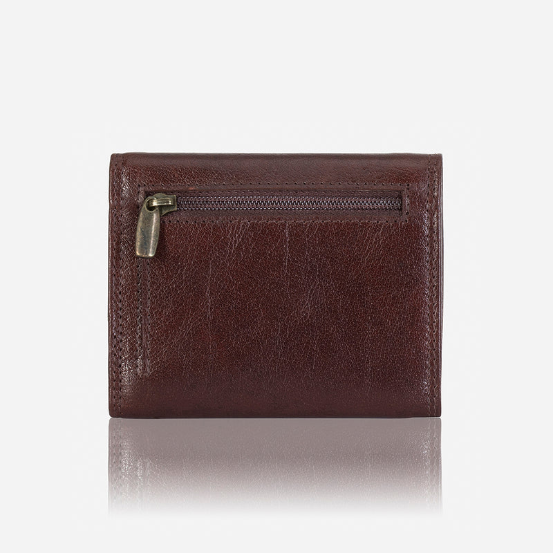 Classic Men's Leather Wallet, Black/Brown - Leather Wallet | Brando Leather South Africa