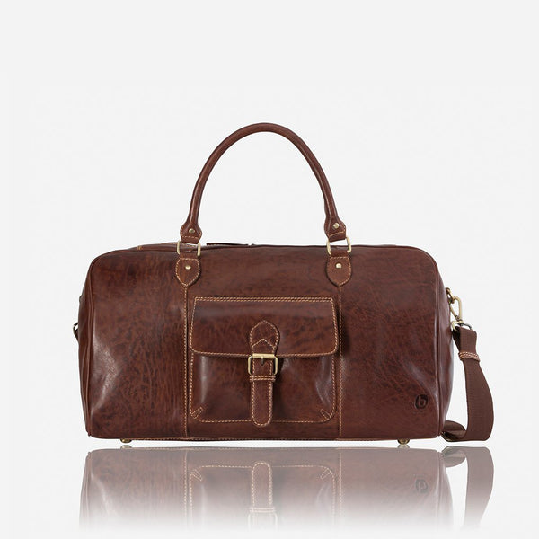Asher Duffel Bag - Leather Travel Bag | Brando Leather South Africa