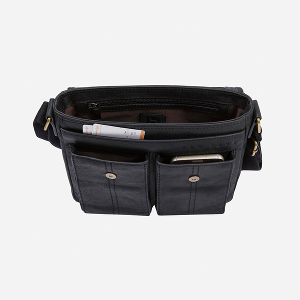 Diesel Raw Edge Crossbody Bag - Leather Business Bag | Brando Leather South Africa