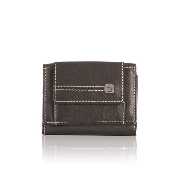 6626 Andes mini wallet with outside coin pocket
