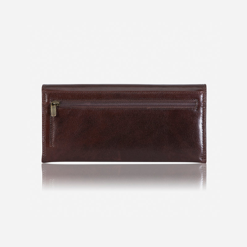 The Stanley Slim Purse - Leather Purse | Brando Leather South Africa